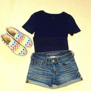 American Eagle Shorties 🌟 Size 2